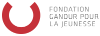 Logo Fondation Gandur pour la jeunesse